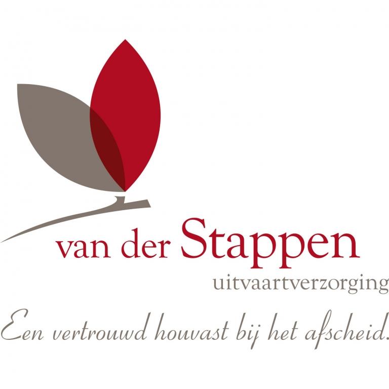 Logo Van der Stappen uitvaartverzorging