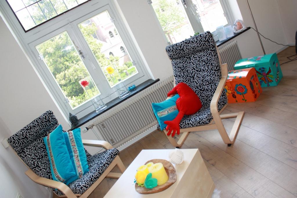 Praktijkruimte - Foto: Jeanne van Mierlo