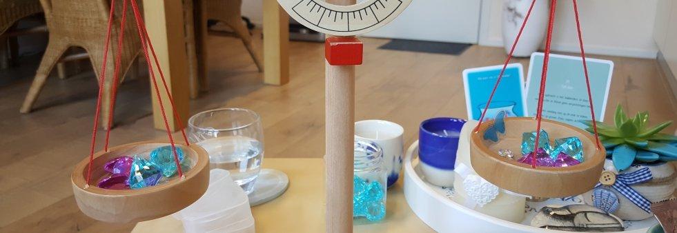 Is jouw weegschaal in balans?
